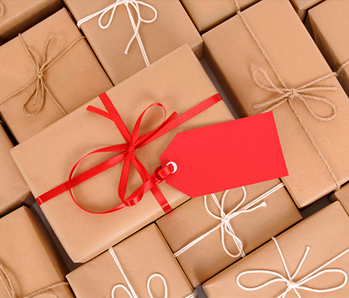 Surprise and delight marketing gifts